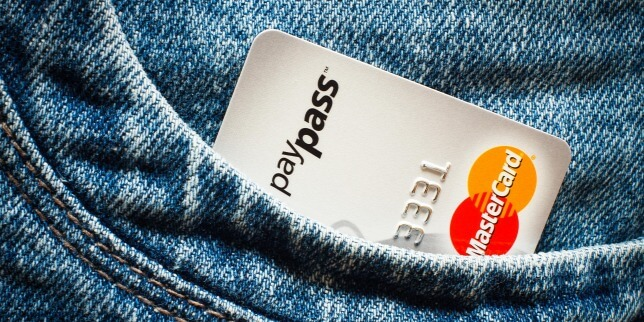 World MasterCard PayPass